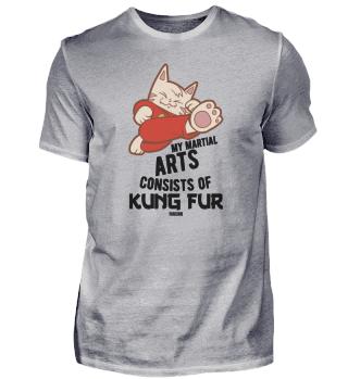 Martial Arts Cat Stubenter Karate