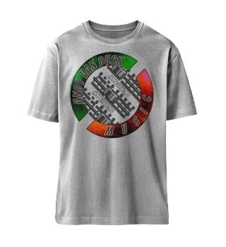 Girls Organic oversized Shirt