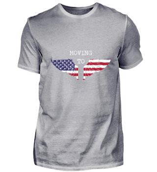 Amerika USA Urlaub Geburtstag Geschenk