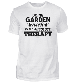 Garden spell Therapy