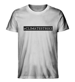 #CLIMATESTRIKE-Organic Premium Shirt