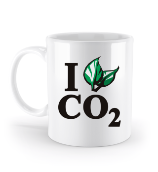 I love CO2 | Tasse