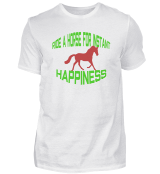 RIDE A HORSE FOR HAPPINESS!Horse Riding