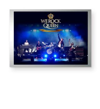 WE ROCK Queen - Post quer
