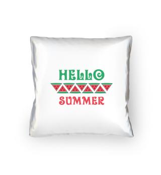 Hello Summer - Happy Vacation Gift