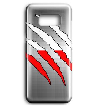 Polen Flagge WM Handyhülle Geschenk