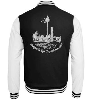 Herren College Jacket - MG