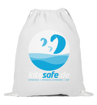 kitesafe.de Gymbag Logo