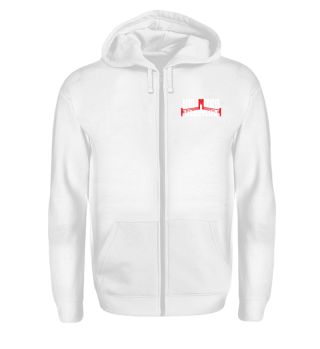 Unlimited Logo Zipper