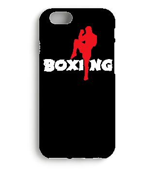 Boxing Man Knee Kick Martial Arts - Gift
