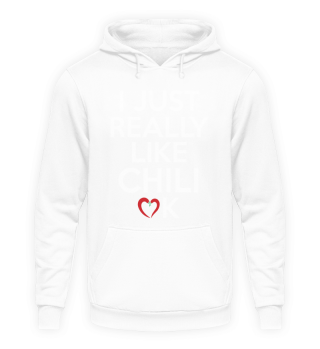 Chili liebhaber T-Shirt