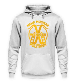 Blasmusik · Mehr Musiker