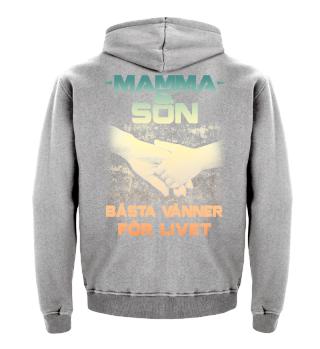 (FÖR BARN) MAMMA - SON FOR LIVET