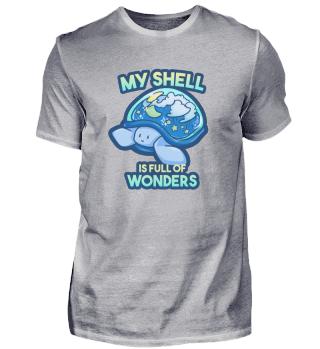 Turtle sea animal nature gift