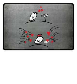 Comic Birds TWEETLERCOOLS - LOVE ECHO 1b