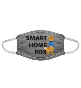 Smart Home Fox Maske