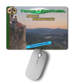 Taunus-Pfadfinder MOUSEPAD