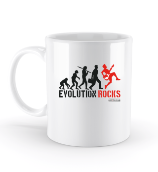 Tasse - Evolution Rock