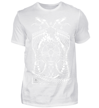 Hissing Snakes by BLACKNESS CLOTHING