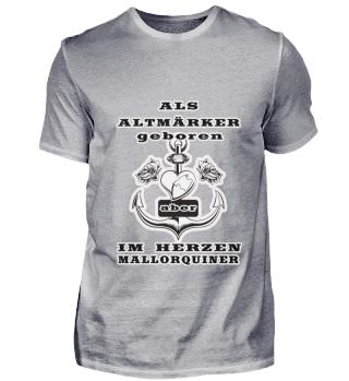 Im Herzen Malloquiner,Altmark,Geschenk