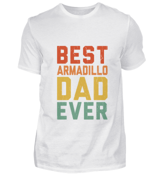 Great Armadillo Shirt Hipster Edition
