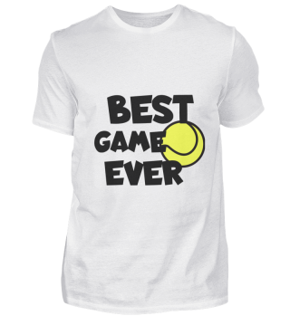 Tennis best game ever