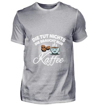 D001-0726A Kaffee Bohne Coffee - Die tut