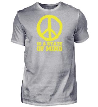 Peace is a mindset Opinion Peace