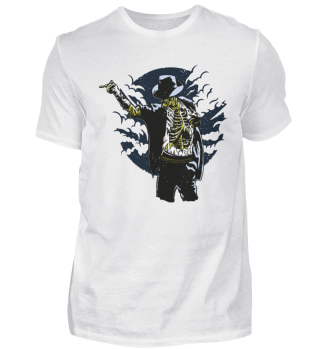 ZOMBIE DANCER by WOOF SHIRT