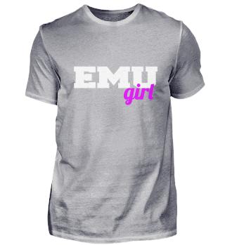 Emu girl
