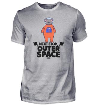 Kaoala Australien Raumschiff Galaxie