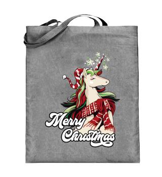 MERRY CHRISTMAS - EINHORN #2.1