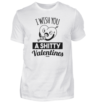 Valentine's anti love-hate relationship