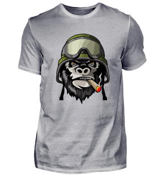 Sergeant Gorilla Affenkrieger