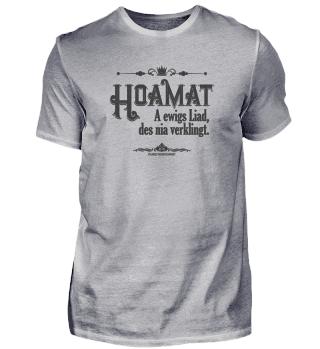 Hoamat - a ewigs Liad, des nia verklingt
