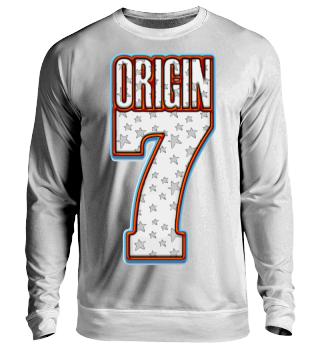 Herren Langarm Shirt Origin 7 Ramirez