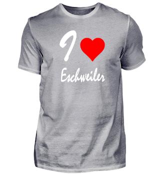 I Love Eschweiler