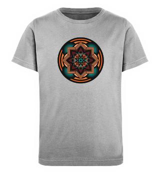 Mandala Tempel (T-Shirts)
