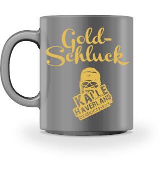 Tasse mit dem offiziellen Logo