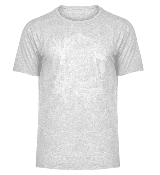 Herren T-Shirt Slim | Collage Teneriffa