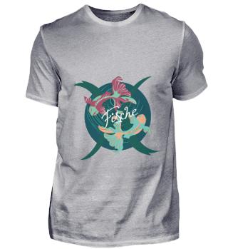 D002-0072A Sternzeichen - Fische