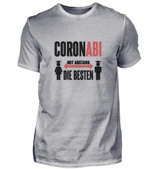Abishirt Coronabi mit Abstand die Besten