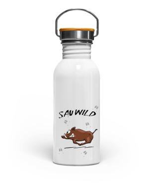Sauwild wildes Wildschwein