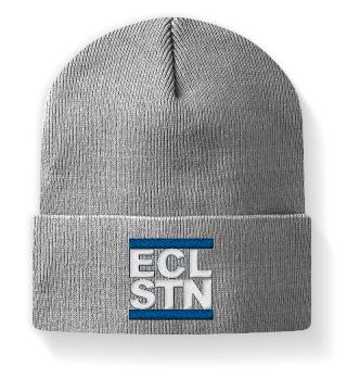 ECL STN blau