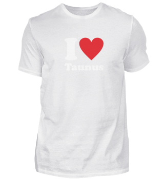 I love Taunus