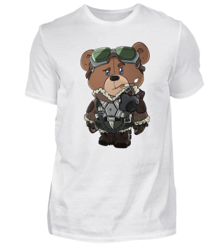 WAR BEARS WW2 Pilot RAF