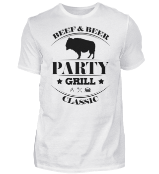 ☛ Partygrill - Classic - Beef #2S