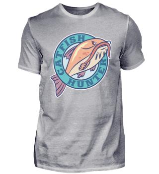 Angeln Angler Wels Catfish Hunter