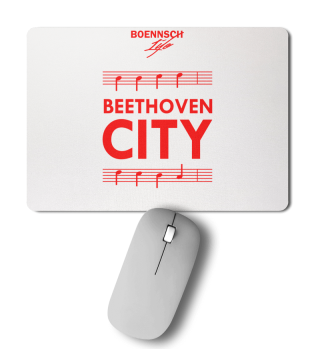 mousepad beethoven city