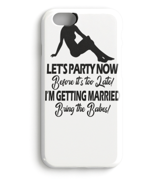 Bring the babes bachelor party gift